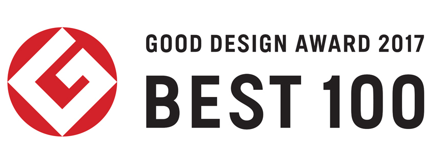 Good Design Award 2017|Best 100
